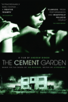 Original Large Theatrical Movie Poster 1988 Cement Garden Cinema Film