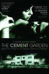 Original Large Theatrical Movie Poster 1988 Cement Garden Cinema Film