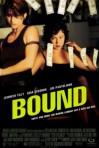 Original Large Theatrical Movie Poster Art 1996 Bound Cinema Film