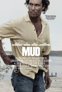 Original Large Theatrical Movie Poster Art 2012 Mud Cinema Film