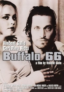 Original Large Theatrical Movie Poster 1998 Buffalo 66 Cinema Film