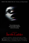 Original Large Theatrical Movie Poster Art Cinema Film 1990 Jacob's Ladder