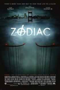 Original Large Theatrical Movie Poster Art Cinema Film 2007 Zodiac