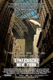 Original Large Theatrical Movie Poster Art Cinema Film 2008 Synecdoche New York