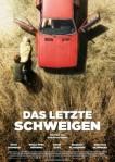 Original Large Theatrical Movie Poster Art Cinema Film 2010 The Silence