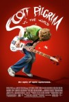 Original Large Theatrical Movie Poster Art Cinema Film 2010 Scott Pilgrim vs. the World