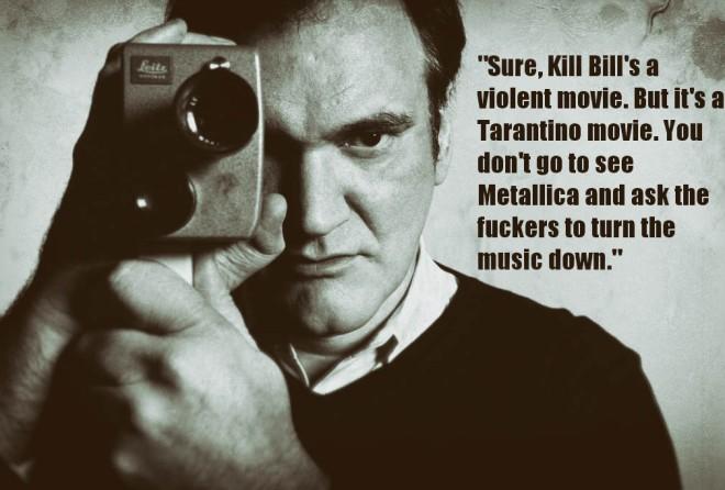 Tarantino Metallica quote-Edit