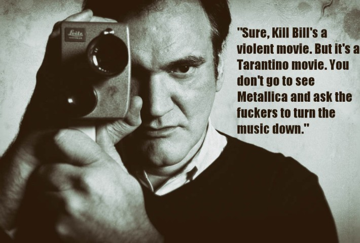 Tarantino Metallica quote-Edit