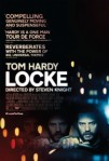 Original Large Theatrical Movie Poster Art Cinema Film 2013 Locke
